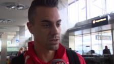 Video «Fussball: Interview mit Diego Benaglio» abspielen