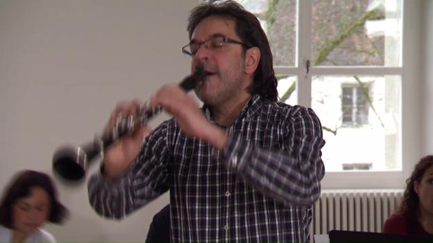 Video «Jazz inspiriert von der Gotthardregion» abspielen