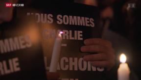 Video «Schweizer Muslime distanzieren sich» abspielen
