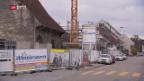 Video «Dorfgeschichten - Möhlin, Boomstadt oder Dorf-Idyll?» abspielen