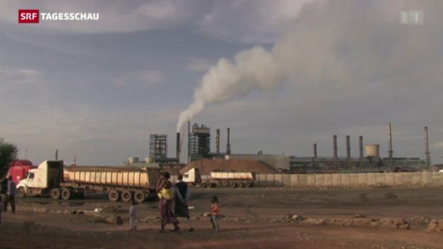 Video «Einigung am Weltklimagifpel erzielt» abspielen