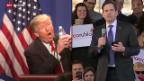 Video «FOKUS: Der schmutzige US-Vorwahlkampf» abspielen