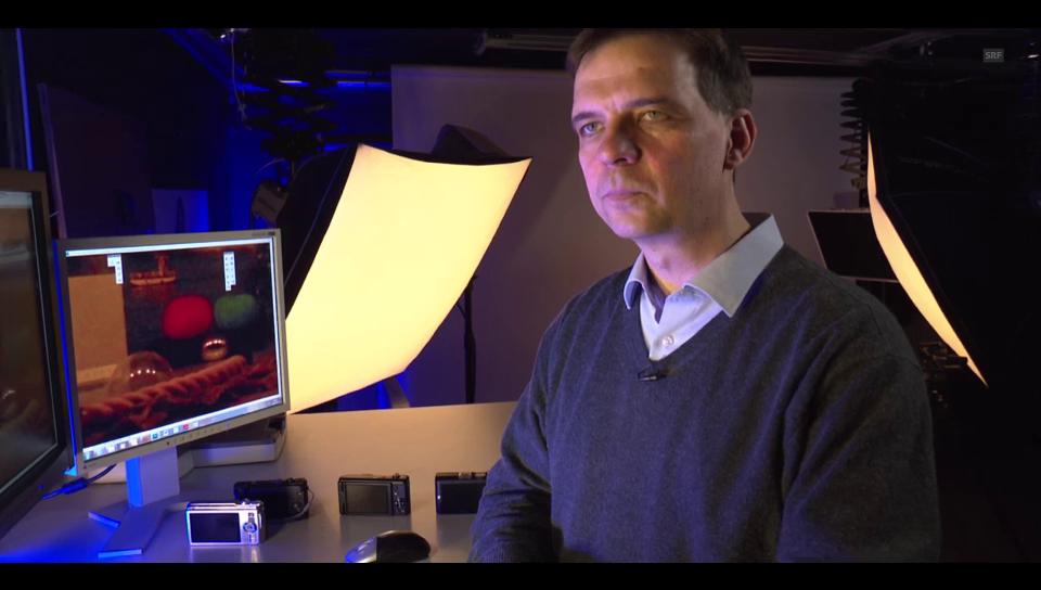 Wie Sensor-Grösse und Pixelzahl zusammen hängen