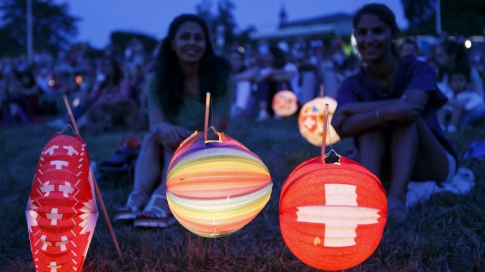 1. August: Von abgesagten Feiern bis zu Schmalspur-Festivitäten