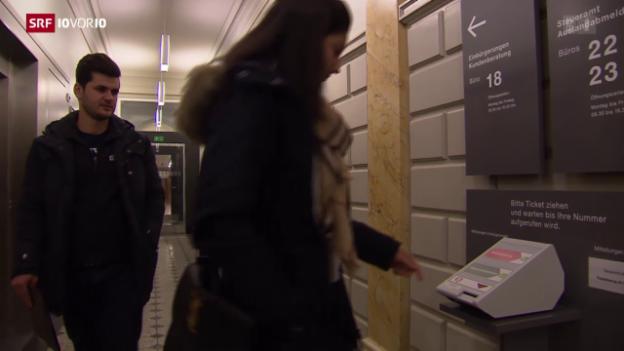 Video «FOKUS: Mehr Einbürgerungsgesuche wegen DSI» abspielen