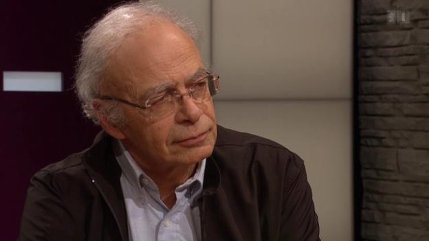 Video «Peter Singer - Der Weltverbesserer unter den Philosophen» abspielen