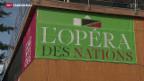 Video «Genfer Grand Théâtre zieht um» abspielen