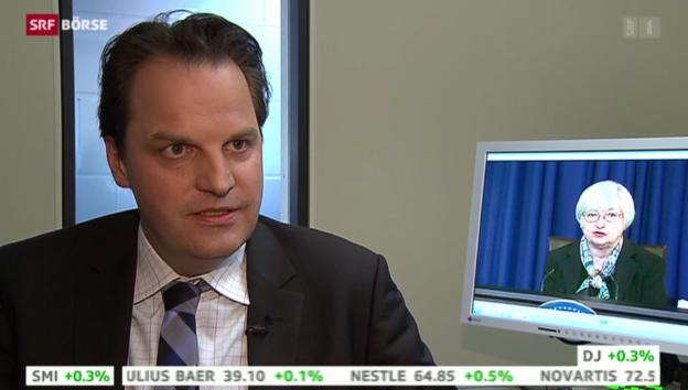 Video «SRF Börse vom 21.03.2014» abspielen