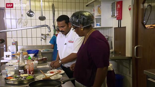 Video «Harte Zeiten in der Schweizer Gastro-Branche» abspielen