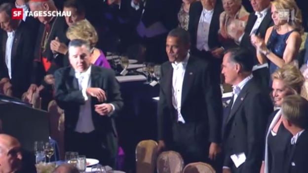 Video «Obama Romney» abspielen