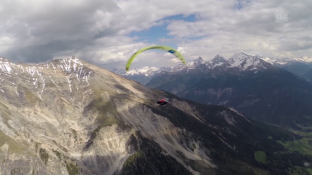 Video «Langstreckenflug Teil 6» abspielen