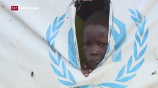 Video «Neuer Flüchtlingsrekord weltweit» abspielen