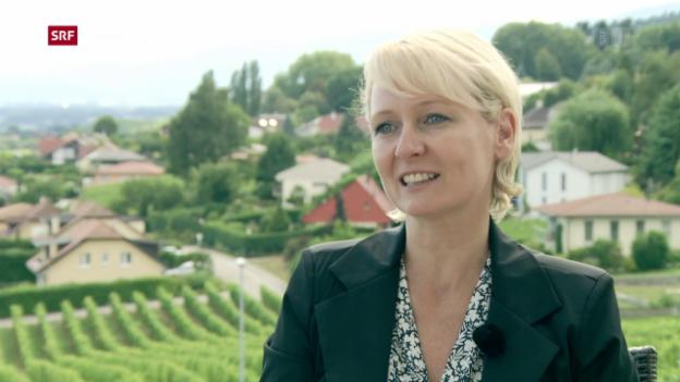 Video «Moret: «Es wird kein Frauenkampf geben»» abspielen