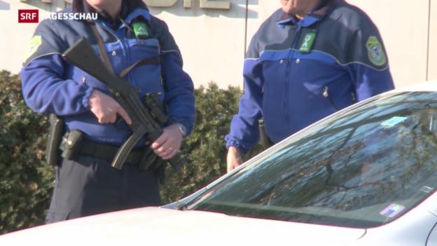 Video «Genf unter Terrorverdacht» abspielen
