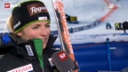 Video «Ski alpin: Riesenslalom der Frauen» abspielen
