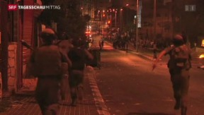 Video «Bodenoffensive im Gazastreifen» abspielen
