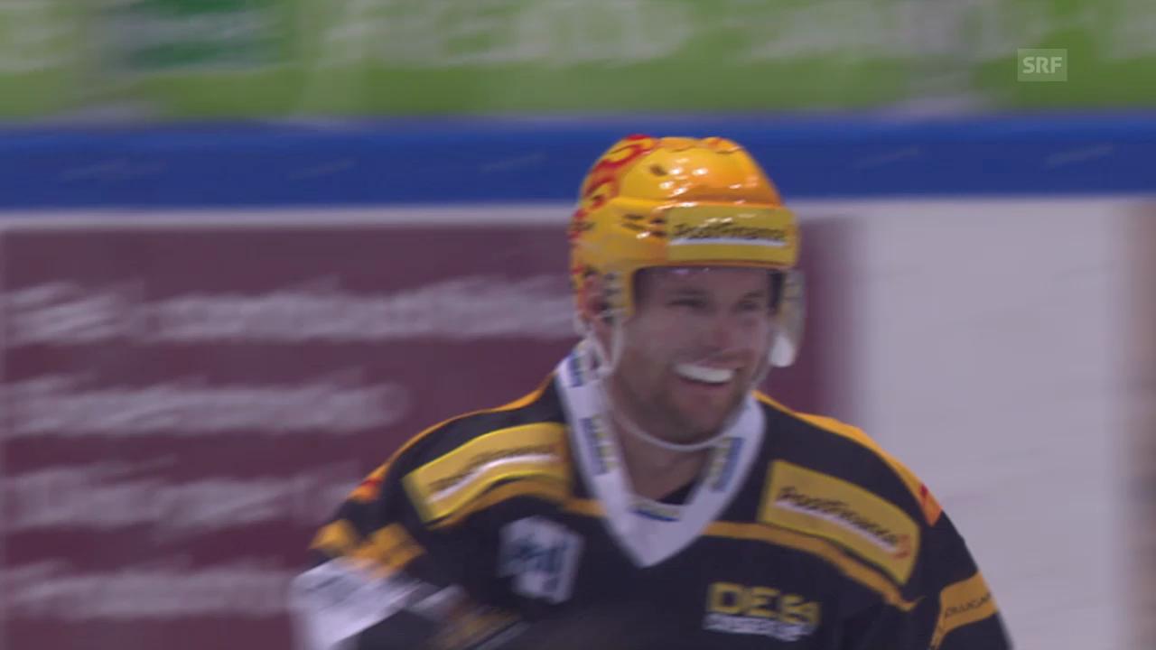 Eishockey: Bisherige Saisontore Fredrik Petterssons