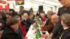 Video «Diplomatischer Korps auf Besuch in der Schweiz» abspielen