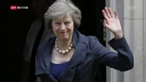 Video «FOKUS: Brexit – May soll es richten» abspielen
