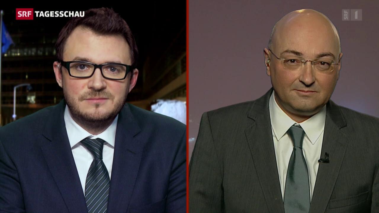 SRF-Korrespondenten zum EU-Polen-Streit
