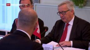 Video «Weitere Kohäsionsmilliarde für die EU» abspielen