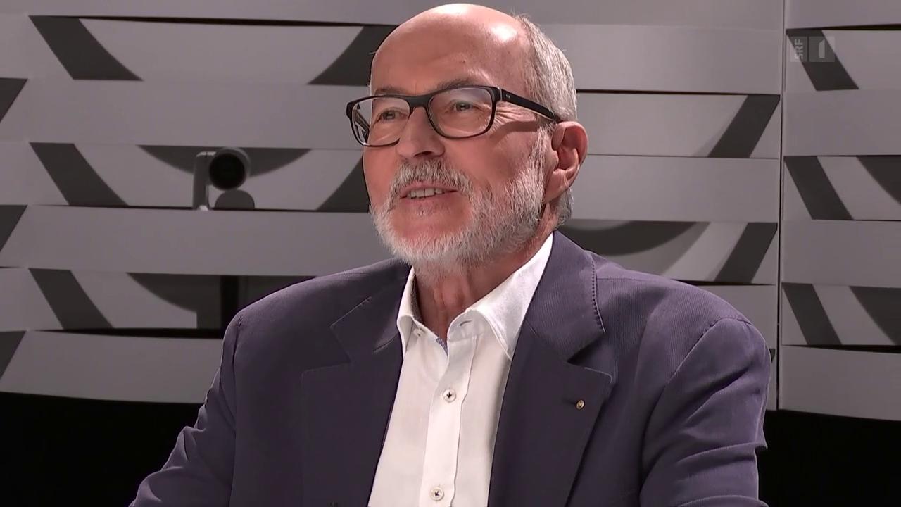 Willy Michel über Friktionen mit seinem Sohn