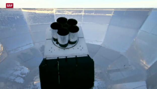 Video «Astronomen feiern Sensation» abspielen