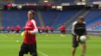 Video «Fussball: Start zur WM-Quali gegen Portugal» abspielen