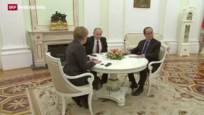 Video «Es steht viel auf dem Spiel in der Ukraine» abspielen