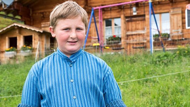 Video ««Dr Lorenz uf dr Mägisalp»: Lorenz zeigt uns seine Alp» abspielen