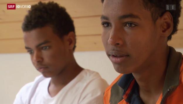 Video «1000 minderjährige Flüchtlinge ohne Eltern in der Schweiz» abspielen