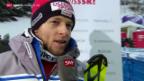 Video «Die Stimmen zum Slalom in Wengen» abspielen