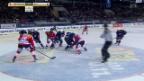 Video «Eishockey: Schweiz unterliegt den USA» abspielen