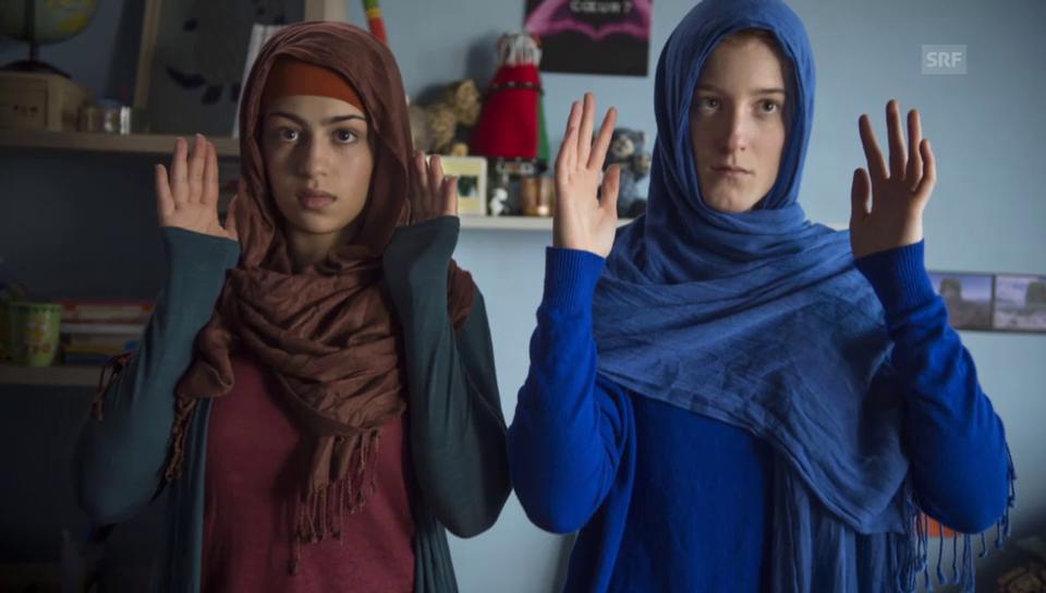 «Le ciel attendra»: Was westliche Mädchen in den Dschihad treibt