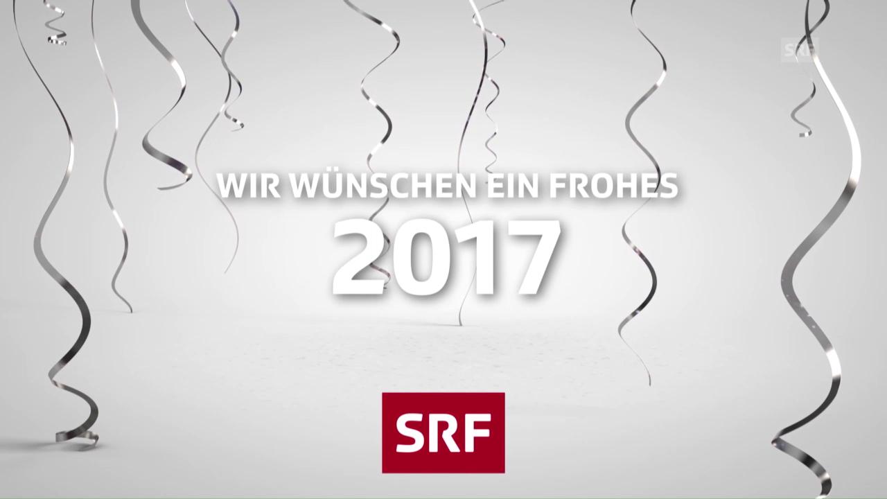 Jahresübergang 2016-2017