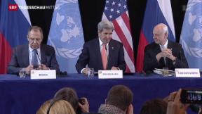 Video «Waffenruhe in Syrien geplant» abspielen