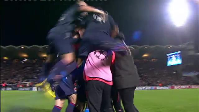 Olympique Lyon - Überflieger der Nullerjahre
