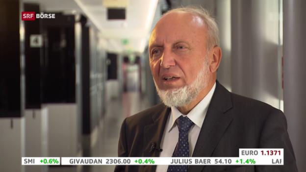 Video «SRF Börse vom 20.08.2018» abspielen