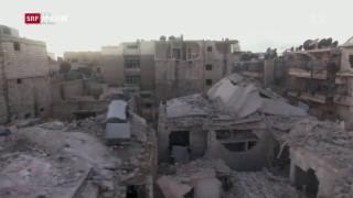 Video «Medikamentensucht, Aleppo, Trump, Wahlen Österreich» abspielen
