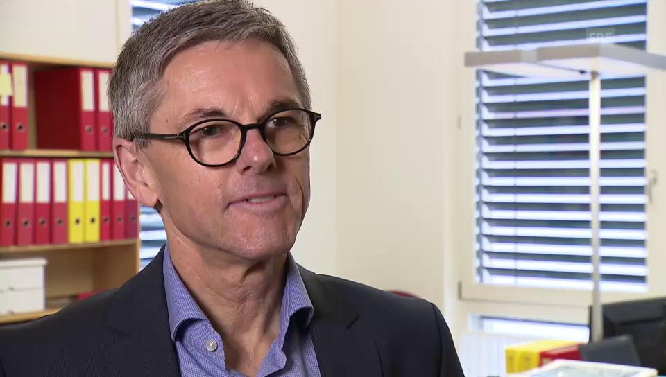 Rainer Isenrich, CEO bei Edisun Power