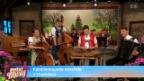Video «Nachwuchs: Familienkapelle Knechtle» abspielen