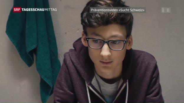 Video «Geschlechterspezifische Anti-Sucht-Kampagne» abspielen