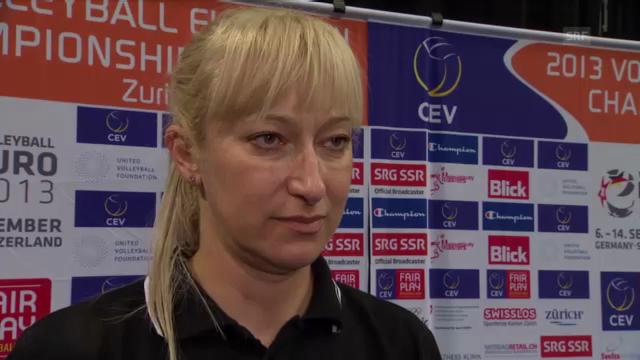 Interview mit Svetlana Ilic (englisch)