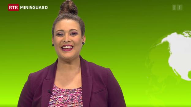 Laschar ir video «Minisguard dals 23.05.2015»