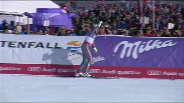 WM-Abfahrt Männer 2011: Erik Guay