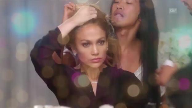 Video «Viet Dang und Jennifer Lopez im Werbespot» abspielen