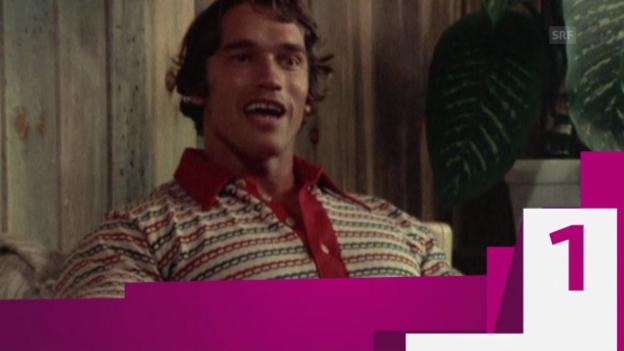 Video «Top 3: Arnies beste Filmauftritte» abspielen
