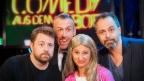 Video «Mit Gabriel Vetter, Sebastian Pufpaff und Margrit Bornet» abspielen