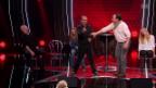 Video «Brahim Abiadh versucht Jonny Fischer zu hypnotisieren» abspielen