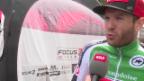 Video «Mountainbike-WM, Andorra, Florian Vogel vor dem Rennen» abspielen